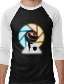 Space Portal Men's Baseball ¾ T-Shirt
