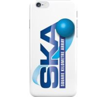 The New Square Kilometer Arry Program Logo iPhone Case/Skin