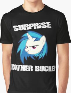 VinylSuprise Graphic T-Shirt