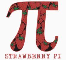 Strawberry Pi Kids Tee