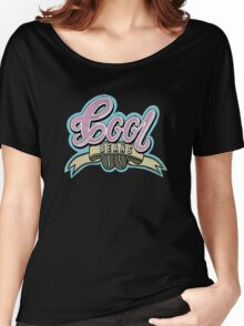 Cool Beans Coffee  Women's Relaxed Fit T-Shirt