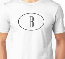 B Diamonds Unisex T-Shirt