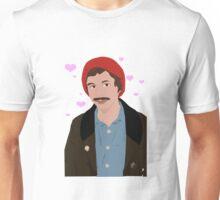 Cartoon Cera (hearts) Unisex T-Shirt