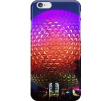 Epcot Spaceship Earth iPhone Case/Skin