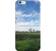 Texas Sky iPhone Case/Skin