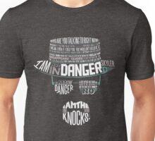 I´m the who knocks - Breaking Bad Walter White Design Unisex T-Shirt