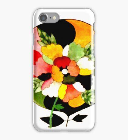 Mandala Flower iPhone Case/Skin