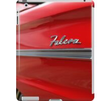 1963 Ford Falcon Name Plate iPad Case/Skin