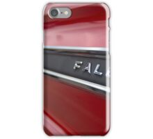 1965 Ford Falcon Name Plate iPhone Case/Skin