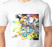 DETERMINATION (final version) Unisex T-Shirt