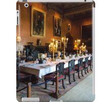 Penrhyn castle- Room  24 iPad Case/Skin