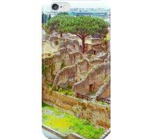 Italy - Herculaneum iPhone Case/Skin