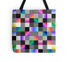Mondrian Couture Tote Bag