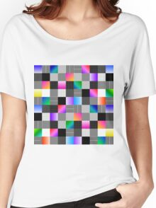 Mondrian Couture Women's Relaxed Fit T-Shirt