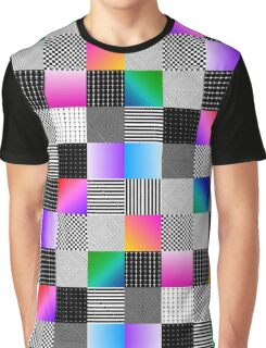 Mondrian Couture Graphic T-Shirt