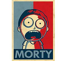 Morty Photographic Print
