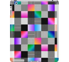 Mondrian Couture iPad Case/Skin