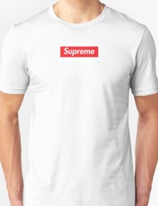 Supreme Fake Ass Box Logo - Multi Item T-Shirt
