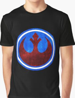 Rebel Alliance Insignia Graphic T-Shirt