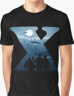 Alien Intervention Graphic T-Shirt