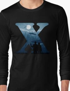 Alien Intervention Long Sleeve T-Shirt