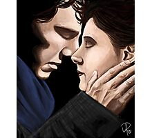 Touch - Sherlolly Photographic Print