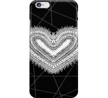 Heart Line iPhone Case/Skin