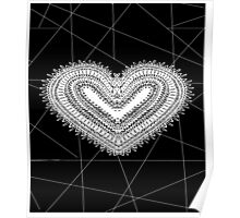 Heart Line Poster