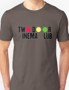 Two Door Cinema Color T-Shirt