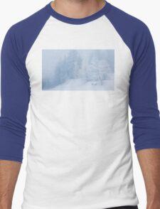 frozen fog Men's Baseball ¾ T-Shirt