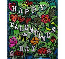 Valentine's Day Photographic Print
