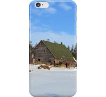 Iowa Winter iPhone Case/Skin