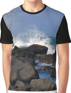 Causeway Waves Graphic T-Shirt
