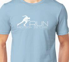 Running man Unisex T-Shirt