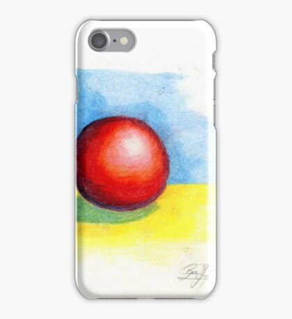 Ball iPhone Case/Skin