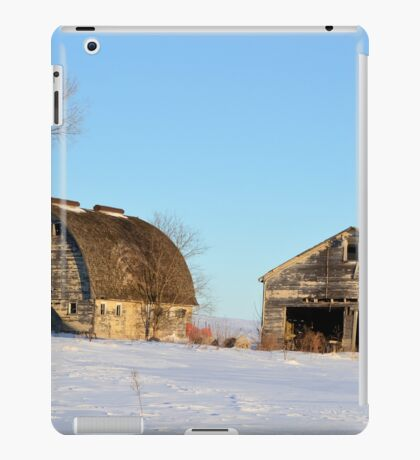 The Barn and Garage iPad Case/Skin