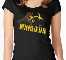 Wanheda Women's Fitted Scoop T-Shirt