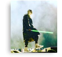 Travis Scott Jedi  Canvas Print
