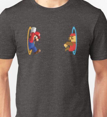 Portal 2 Time Travel Unisex T-Shirt