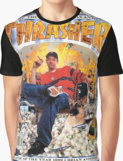 Thrasher Brian Anderson 1999 Graphic T-Shirt