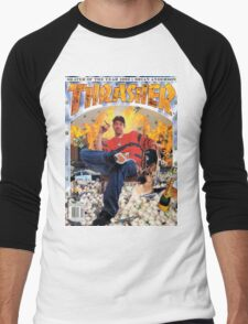 Thrasher Brian Anderson 1999 Men's Baseball ¾ T-Shirt