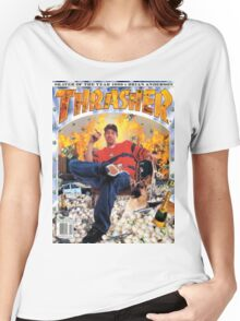 Thrasher Brian Anderson 1999 Women's Relaxed Fit T-Shirt