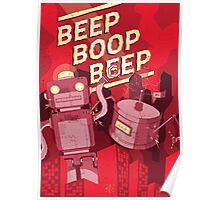Beep Boop Beep Poster