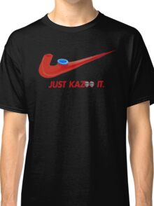 Kazoo kid - Just Kazoo It (Nike style) (faced) Classic T-Shirt