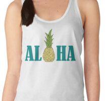 aloha hawaii  Women's Tank Top