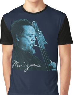 Charles Mingus T-Shirt Graphic T-Shirt
