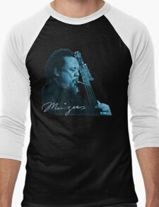 Charles Mingus T-Shirt Men's Baseball ¾ T-Shirt
