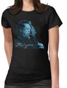 Charles Mingus T-Shirt Womens Fitted T-Shirt