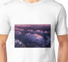Fire In Ice Unisex T-Shirt