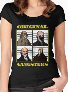Original Gangsters Women's Fitted Scoop T-Shirt